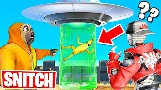 SNITCH in Hide & Seek! (Fortnite Creative Gamemode)