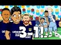 Download Video MAN CITY Vs BARCELONA 3-1: The Blue Moon Song! (Parody Goals Highlights UCL 16/17)