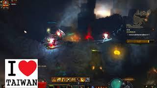 Diablo 3 S12 2.6.1 死靈法師 死疫套 小密速刷 說明篇/Necromancer T13