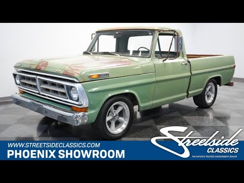 1971 Ford F100 (CC-1361512) for sale in Mesa, Arizona