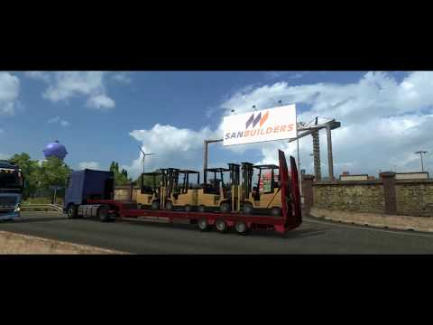 american truck simulator achievements guide heavy cargo