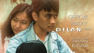 Trailer Dilan 1991 (PARODY)