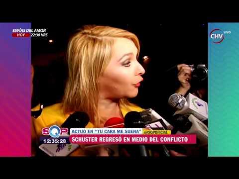 Augusto Schuster sorprendió en Argentina con imitación de Freddy Mercury