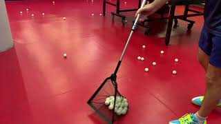 GEWO сачок для сбора мячей