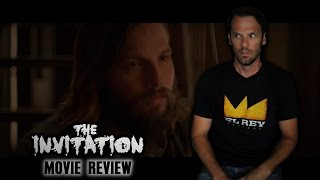 Drumdums Reviews The Invitation (Spoiler Talk at the End/Ending Explained)!!