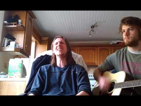 Simple Man - Yellow Sam acoustic cover