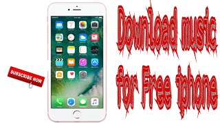 How to download music free iPhone  app dmanager