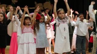 Mi Burrito Sabanero  - Treasure Island Elementary - 2nd grade Christmas Show 2016