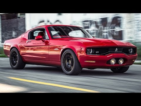 10 New American Muscle Cars In 2018. Upcoming Fast Cars 2019.