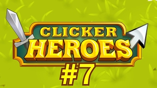 Clicker Heroes #7 - Joined A Clan!