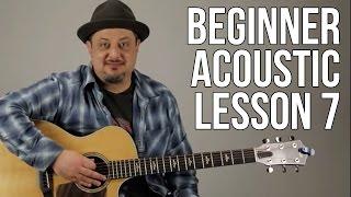 Beginner Lesson 7 F Major Chord