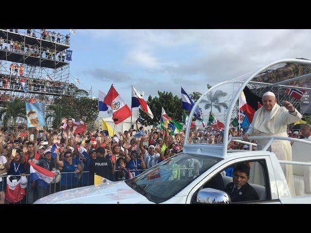 Persönliche Eindrücke von WJT-Pilger*innen von den Tagen in Panamá
