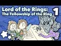 Lord of the Rings: The Fellowship of the Ring - Extra Sci Fi - #1