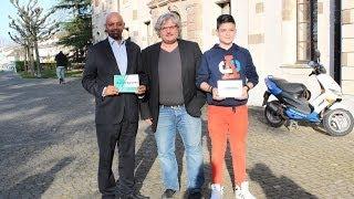 preview picture of video 'Concours Vernier Visions: zoom sur le lauréat'
