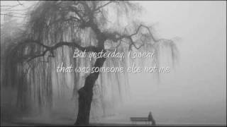 Queensryche - Someone Else? (lyrics)