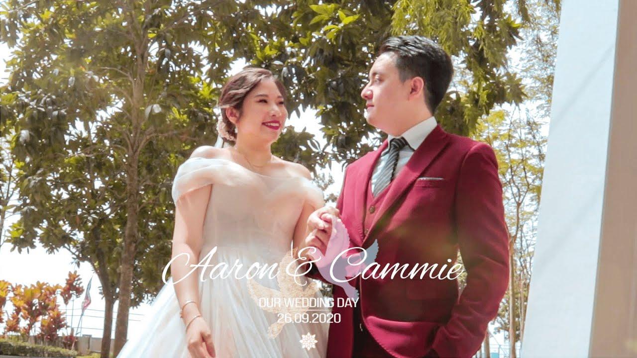 Aaron & Cammie Wedding