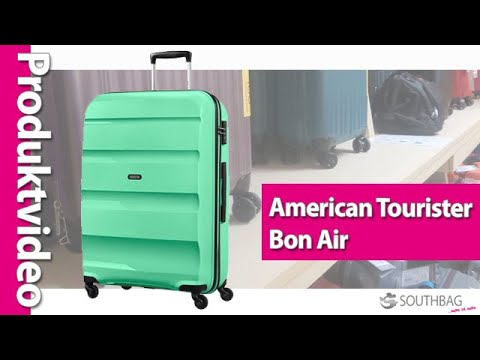 American Tourister Trolley Bon Air - Produktvideo