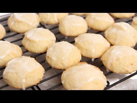 Ricotta Cookies Recipe – Laura Vitale – Laura in the Kitchen Episode 706