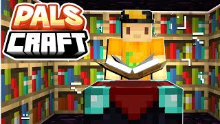 RELEASING THE QUEEN on The Pals! | PalsCraft Ep 12 | Corl