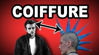 💇 Learn English Words - COIFFURE - Meaning, Vocabulary With Pictures and Examples