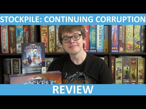 Stockpile: Continuing Corruption - Review