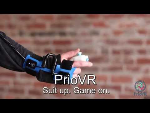 PrioVR Is The Virtual Reality Gaming Suit Of Your Dreams
