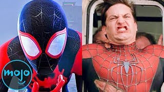 Download Video Top 10 Things We Hope to See in Spider-Man: Into the Spider-Verse MP3 3GP MP4