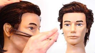 Medium Length Mens Haircut Tutorial
