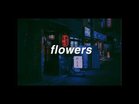 flowers - astn (lyrics)