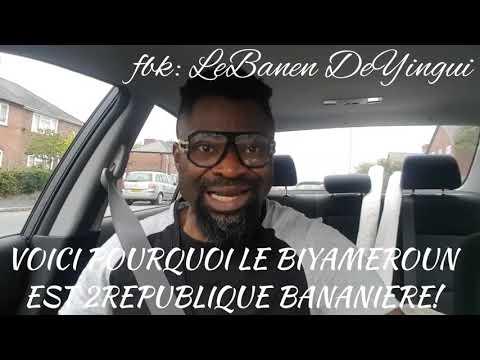 BIRNVENU AU BIYAMEROUN: 1 REPUBLIQUE BANANIERE OU REIGNE L'ARBITRAIRE/CORRUPTION ET ABUS DIVERS!