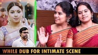 உன்னோட Voice கேட்டு எனக்கு அழுகை வரணும்னு சொன்னாரு...| Actress Dubbing Artist Deepa Venkat Interview