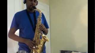 Trombone Shorty - Then There Was You (Alto Sax Cover)