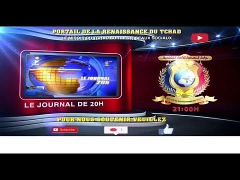 LE JOURNAL DU TCHAD VENDREDI 24 MAI 2019 AVEC DJOURDEBBÉ ANGÈLE