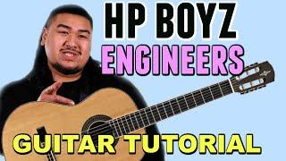 HP BOYZ - Engineers *GUITAR TUTORIAL*