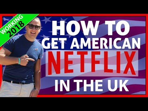 Download How To Watch American Netflix In The Uk Vpn Setup