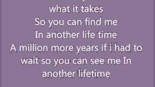 Olly Murs A Million More Years Lyrics