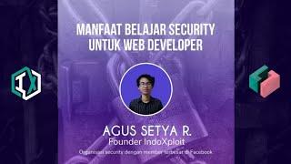 Manfaat Belajar Security Untuk Web Developer