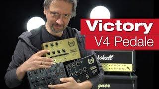 Victory Amps V4 Pedal Preamp Serie Effektpedal