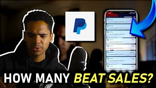 I DM'D 150 RAPPERS TO SELL THEM BEATS   How To Sell Beats Online