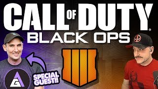 COD Black Ops 4 // SPECIAL GUEST: GAME ATTACK // PS4 Pro // Call of Duty Blackout Live Stream