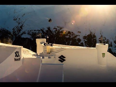 Snowboard Ski and Skateboard Highlights of Suzuki Nine Knights 2015
