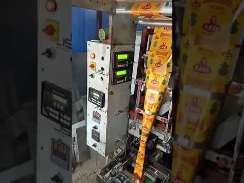Automatic Camphor Packaging Machine