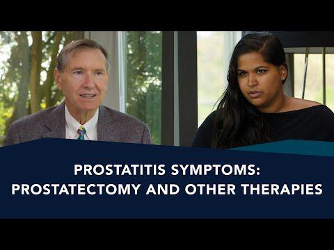 Milyen tablettákat inni a prosztatitis kezelésére