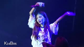 171014 Triple H (트리플 H) - Girl Girl Girl + 바라기 Sunflower  - HyunA & Triple H Showcase in HK