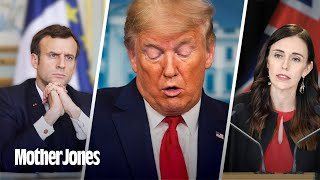 Trump vs World Leaders During a Global Pandemic thumbnail