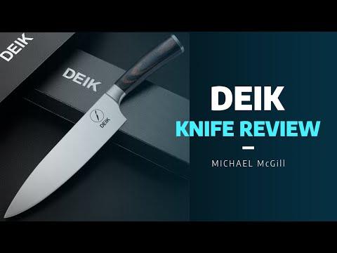 DEIK Chief Knife Review