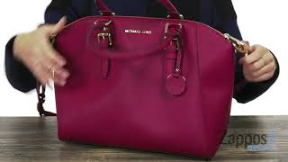 2ae9705e3968 mk ciara large satchel - Free Online Videos Best Movies TV shows ...