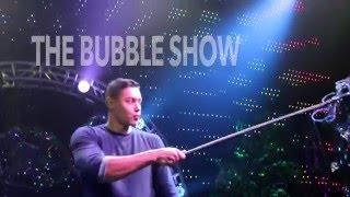 EAT Previews The Gazillion Bubble Show