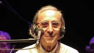 Franco Battiato - L'Era del Cinghiale Bianco. Auditorio Mar de Vigo . 4/9/15.