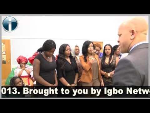 Igbo Catholic Community USA Convention In North Carolina, 2013